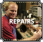 TH_Repairs, Flutes, Clarinets, Saxophones, Trumpets, Trombones, French Horns, Tubas